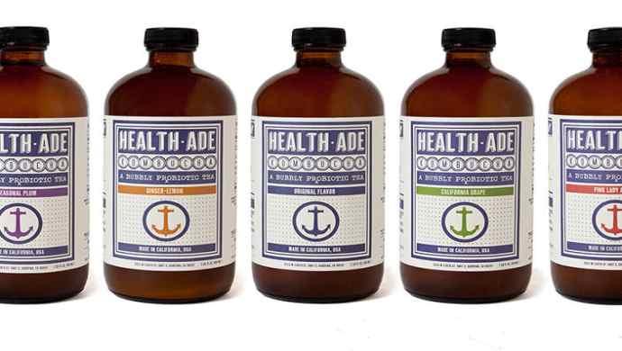 kombucha Health ade
