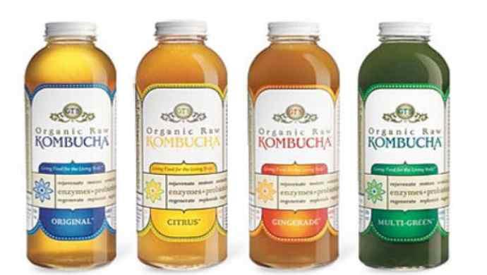 organic raw kombucha