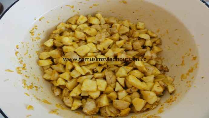 topinanbury česnek zázvor kurkuma