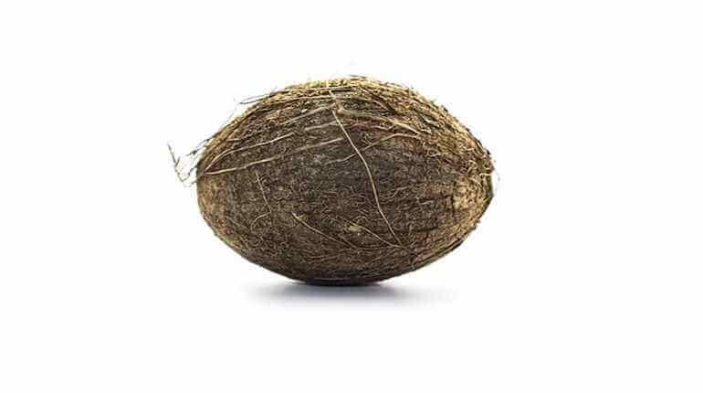 čerstvý kokos